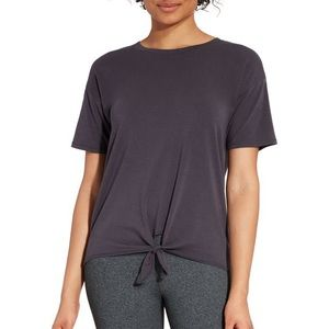 5/$25 Calia by Carrie Underwood Tie Front T Shirt
